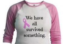BREAST CANCER AWARENESS / Jewelry and more on awareness/surviving (breast cancer)
