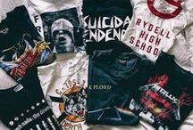 Band T-Shirts + Style