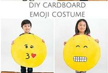 Halloween Costumes for Kids / A fun collection of DIY Halloween costumes for kids. Perfect for trick-or-treating or dressing up any time.