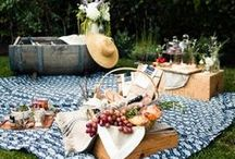 Wysteria Acres Picnics / by Judy Panessiti