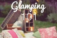 Wysteria Acres Glamping Ideas / Glamping / by Judy Panessiti