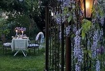 Wysteria  Acres Garden Gate Inspirations / Garden Gate Inspirations / by Judy Panessiti