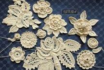 Lace inspiration / Lace mood board. So lovely!