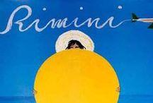 Zomer 2016: Rimini / Deze zomer gaan we 2 weken (met de auto) naar Rimini. Ben benieuwd, ik heb nog niet zoveel Italiaanse ervaring (ben meer een Spanje-mens). We hebben een leuk, luxe appartementje gehuurd en gaan ook naar Florence, Venetië, Bologne en de omgeving verkennen. En natuurlijk ook veel naar het strand!