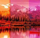 Colores analogos