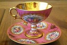 Tea Cup Collecting / #Teacups and #teasets that we love... and love to collect!