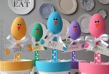 Easter / The best Easter recipes, crafts, and other ideas to make your family holiday the best!