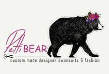 PettiBear -Fashion & Accessories design / Custom made swimsuits ,Turban Hats and Head Wraps https://www.etsy.com/il-en/shop/PettiBear