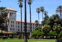 Study in Santa Clara / Santa Clara boasts a variety of educational institutions including Santa Clara University, Mission College, UCSC Extension as well as several technical and career schools.   / by Visit Santa Clara