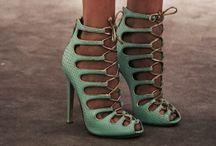 Foot Fetish - Heels, Boots, Sandals, Shoes / by Mehrnaz Shirriz