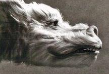 Dragons / by Dagny Vaughn