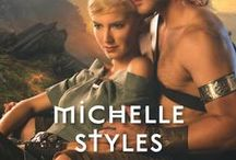 Taming His VIking Woman / The idea board for my novel Taming HIs Viking Woman / by Michelle Styles