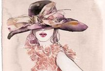 fashion.illustration / by Taylor Bergeron