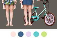 Colour Palettes / by Dagny Vaughn