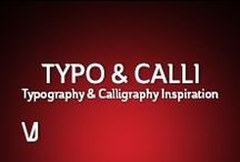 Typography & Calligraphy / Typography & Calligraphy Inspiration / by Vladislav Jordanov