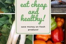 Living a Frugal Life / Everything to live a frugal but fun life-frugal recipes, money saving tips, spending less, saving money, frugal meals, frugal vacations.