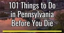 We love Pennsylvania! / Welcome to the All Things Pennsylvania! From travel tips and reviews, history, photos and Pennsylvania based businesses....we love Pennsylvania!