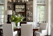 Home - Dining Room / by Mandy Williams Kirkland
