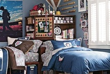 kid rooms / by .Heather.