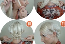 Upstyles / by Confessions Of A Hairstylist