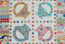 Feedsack Quilts / by Hollyhock Quilts