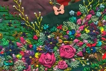 Embroiderly / by Sue Webster