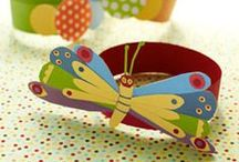 Butterfly unit ideas / Butterfly themed ideas for homeschoolers and afterschoolers