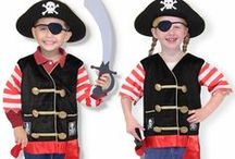 Pirate Play / Summer FUN: Part One