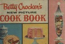 Cookbooks...past and present