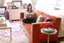 Apartment decor / Tips and inspiration to decorate your apartment