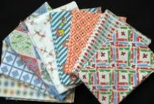 My Items for Sale on Etsy & eBay / by Hollyhock Quilts