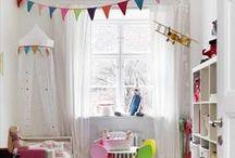 Circus kids decor / Inspiration for a circus themed kids room