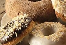 Homemade Donuts / by Jennifer Roberts