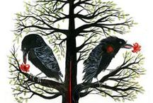 """{Nevermore} Ravens / """"Why is a raven like a writing desk?"""" / by Gibbs Smith Books"""