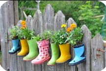 {How Does Your} Garden Grow? / by Gibbs Smith Books