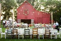 {Rustic & Barn} Wedding Chic / by Gibbs Smith Books