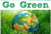 Going Green (Eco-friendly) / HAPPY EARTH DAY!!! / by Brenda Wester