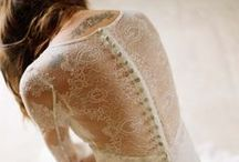 l a c e / My love of lace