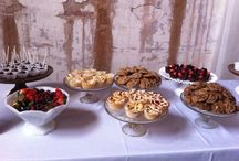 The Wedding Planner - Dessert Bar / by Paula Huckabaa