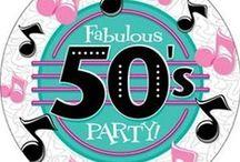 MY 42nd BIRTHDAY PARTY!  THE FABULOUS 50s!!! / Join us to celebrate my birthday party!!!  Share your best 50s outfit and decorations with us to make my birthday party amazing!!!  We also have an awesome challenge, just check my blog or fan page! -------------  Te invito a celebrar mi fiesta de cumpleaños!!!  Comparte aquí tu atuendo y decoraciones favoritas de los 50s  para hacer de mi cumple una maravillosa celebración!! También tendremos un genial desafío!!  consulta mi página de fans en facebook y mi blog para mayor información!