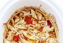 Crockpot cookin' / Easy crock pot meals