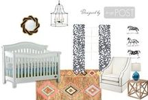 Nursery Design by Experts / We've asked our Nursery Design Experts to share their inspirations and expertise to give your tons of creative and budget-friendly ideas for your baby nursery.