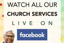Ministry News / Announcement and News relating to the ministry and church