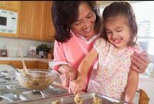 Grandparents 101 / Tips and advice for #grandparents who need a little refresher on playing and caring for their #grandchildren.