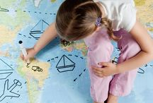 Traveling with kids / How to travel with children without loosing your mind!