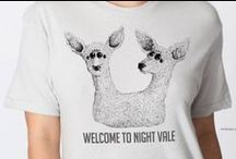 I am Excited for Someone to Invent the T-Shirt / by Bruce Vencill