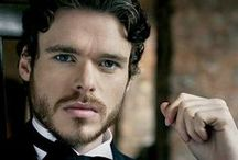 richard madden / Scottish man candy - robb stark + prince charming {swoon}