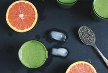 Green Smoothies / by Alexis McMahan