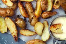 Potato recipes / Delicious potato recipes