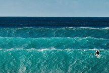 Pools & Oceans / Pools. Oceans. Water. Awesome!